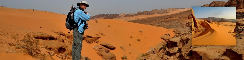 Discover the deserts of Rahma in Wadi Araba
